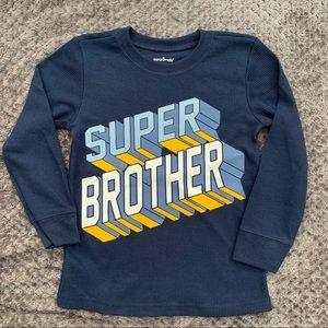Toddler Boy Long-Sleeve T-shirts #5